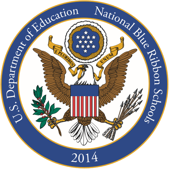 2014 National Blue Ribbon School